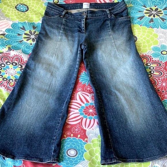 SASS & BIDE 90's wide leg Jeans